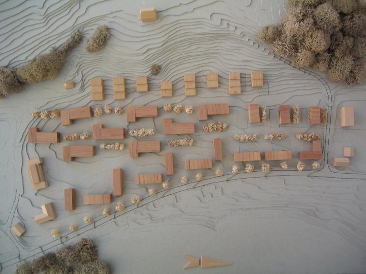 Quartierplan Maggenbergmatte